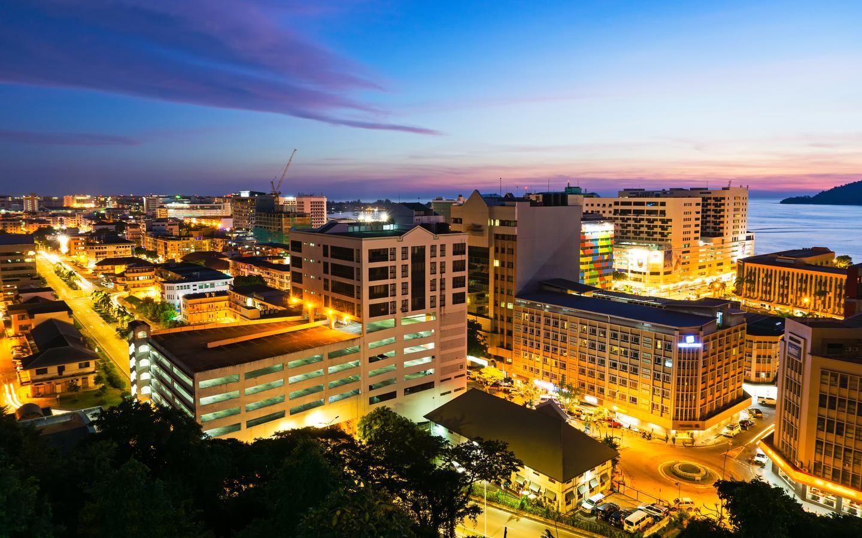 Ξενοδοχεία στην πόλη Kota Kinabalu