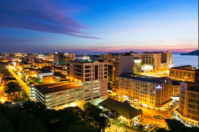 Kota Kinabalu hotellia
