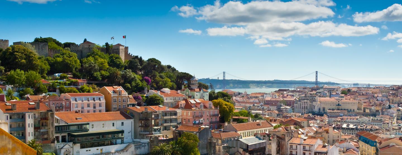Auto a noleggio economiche a Lisbona