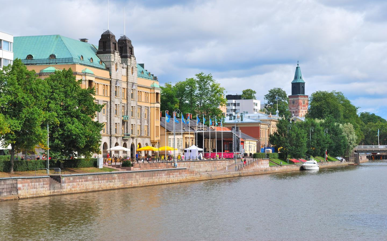 Turku hotellia