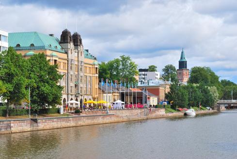 Tarjouksia hotelleista Turku