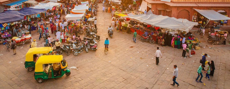 Autonvuokraukset Jodhpur lentokenttä
