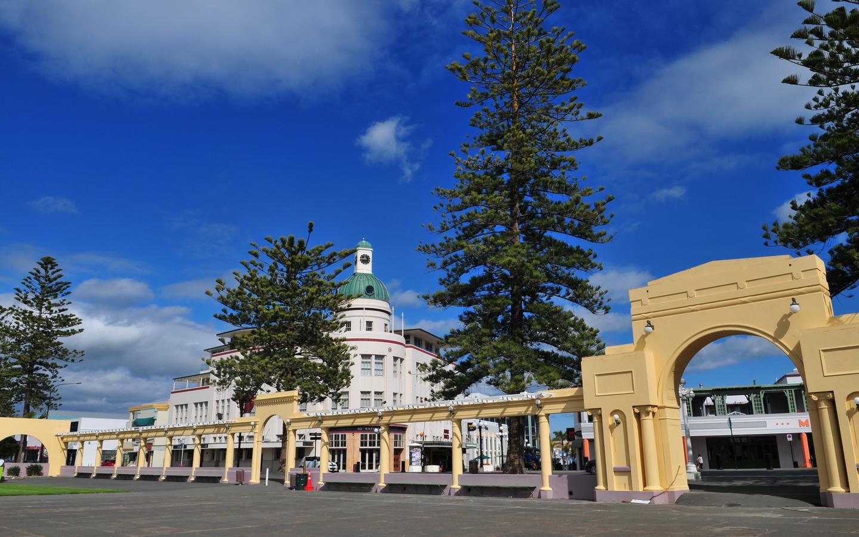 Ξενοδοχεία στην πόλη Napier