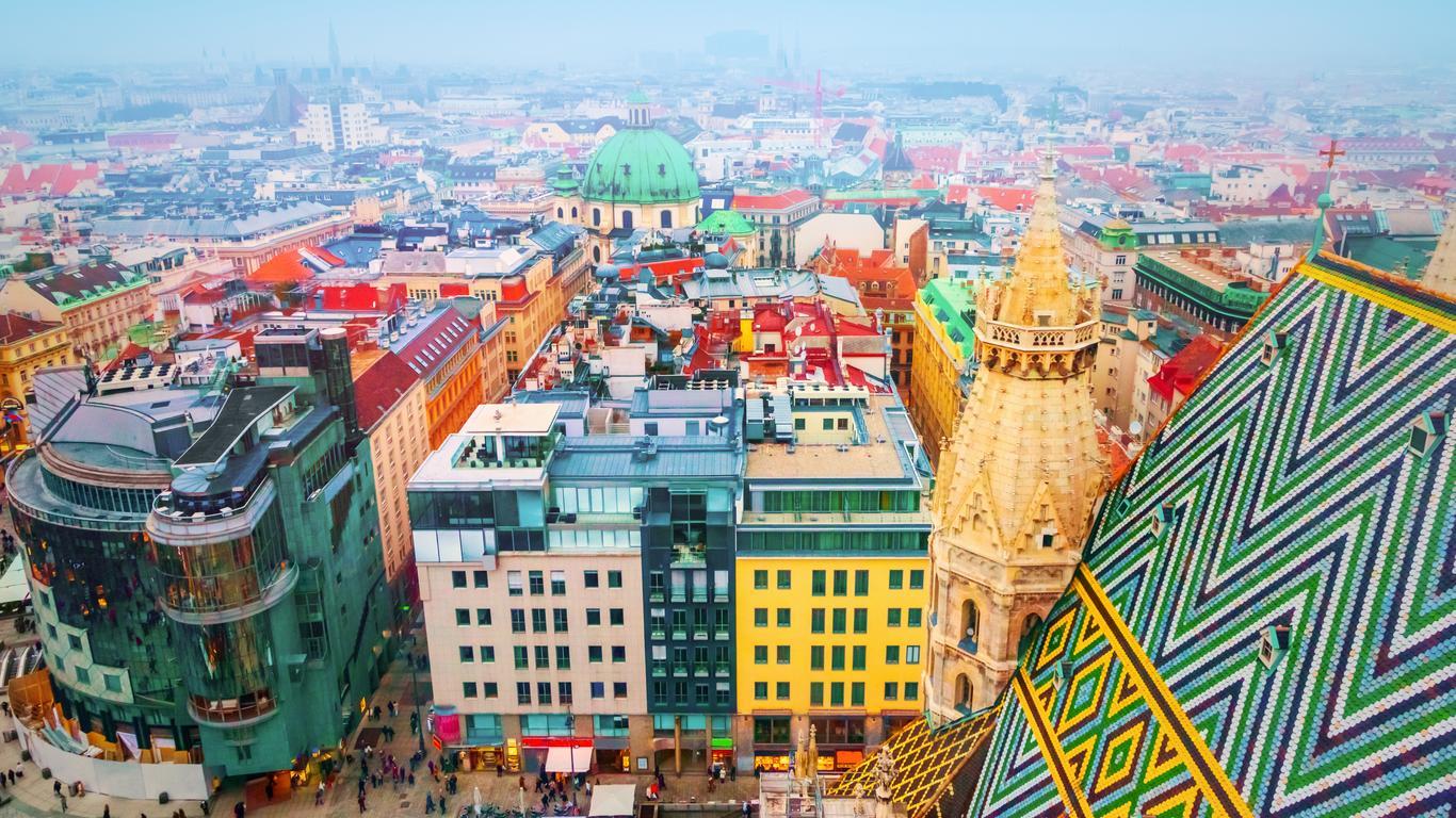 Pronájem aut Vídeň