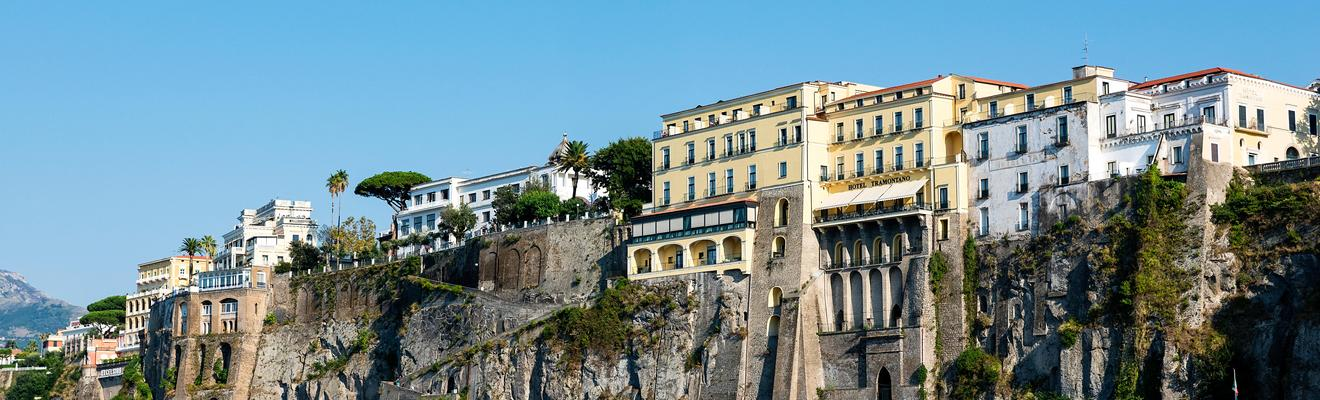 Sorrento hotellia