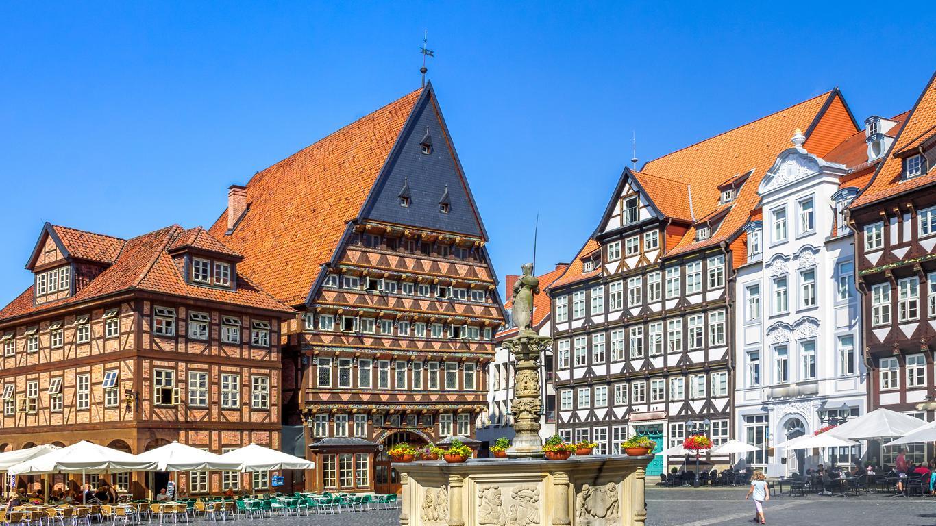 Hildesheim car rentals