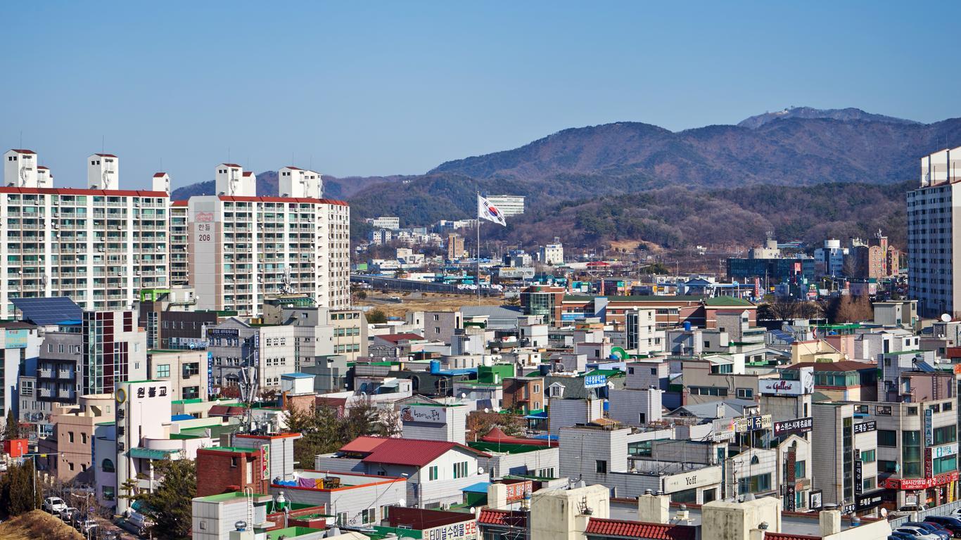 Cheonan: оренда авто