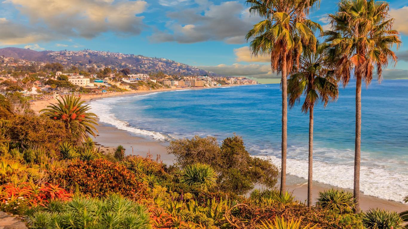 Laguna Beach car hire