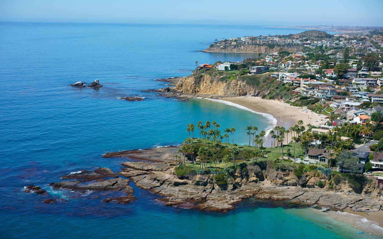 Ξενοδοχεία στην πόλη Laguna Beach