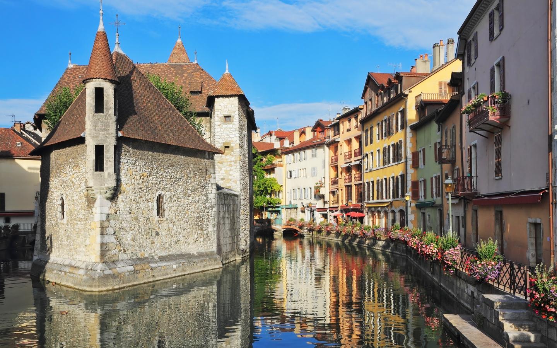 Hoteles en Annecy