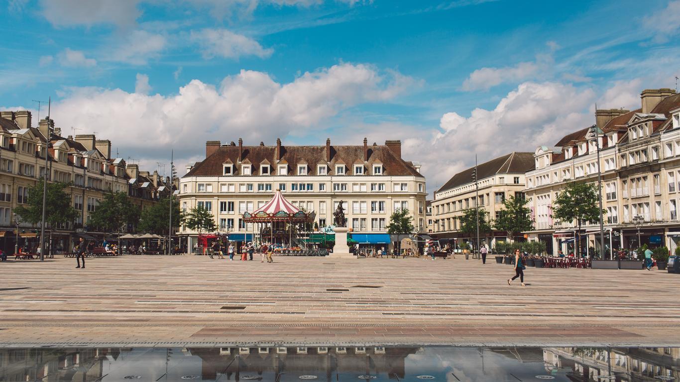 Beauvais car rentals