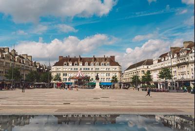 Ξενοδοχεία στην πόλη Beauvais