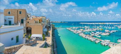 Ξενοδοχεία στην πόλη Otranto