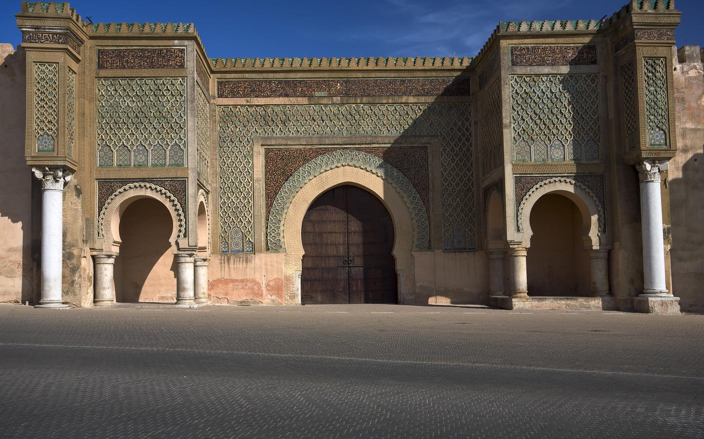 Meknes hoteles
