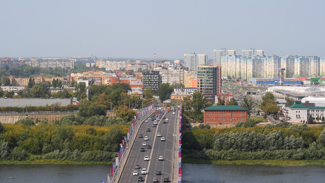 Нижній Новгород: оренда авто