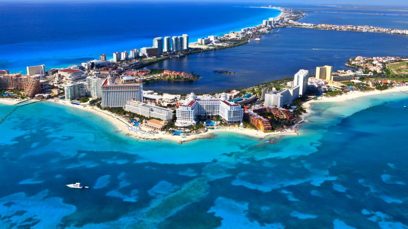 Alquiler de autos en Cancún