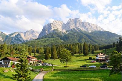 Ξενοδοχεία στην πόλη Grainau