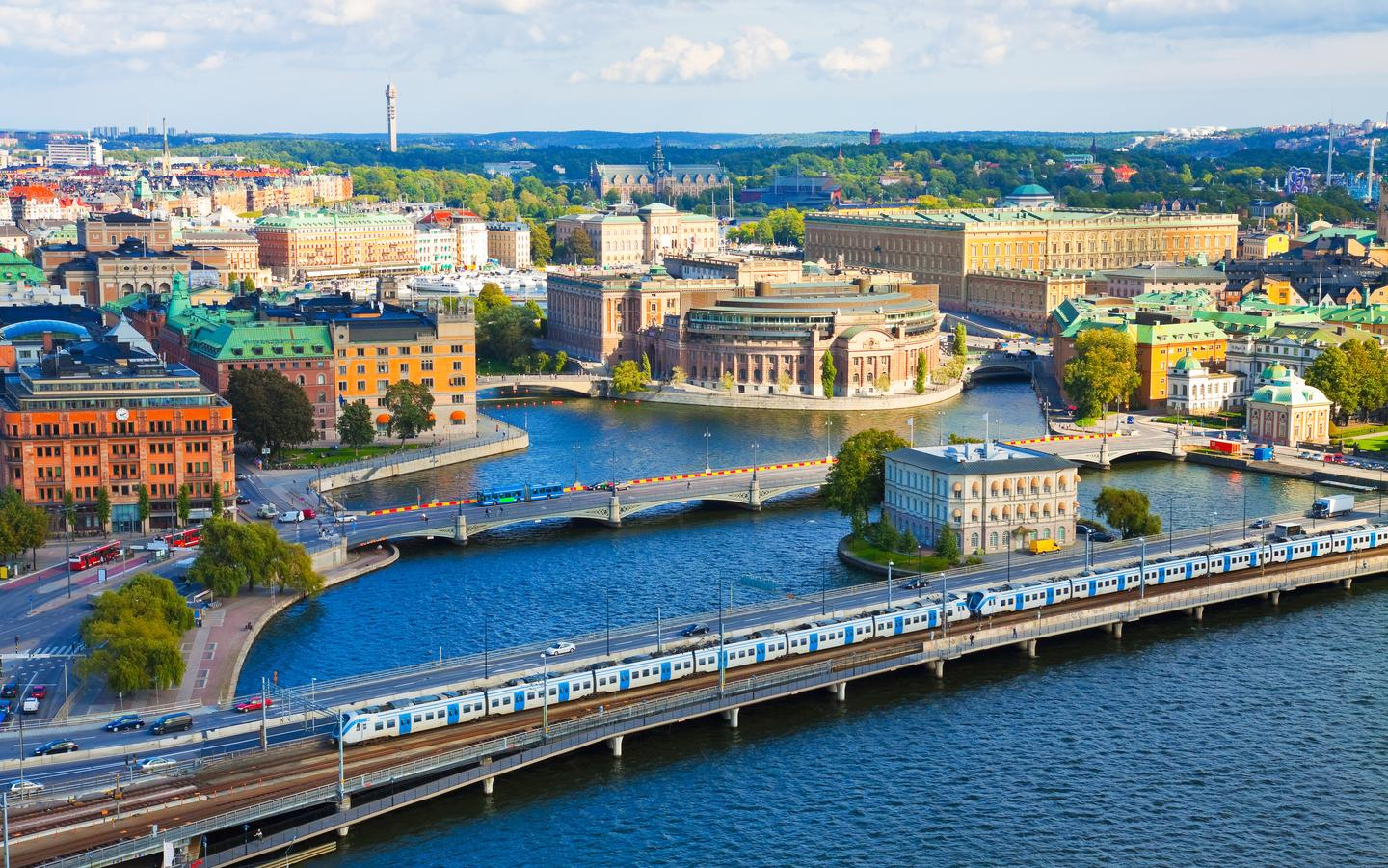 Cheap Flights From Newark To Stockholm From 436 Kayak