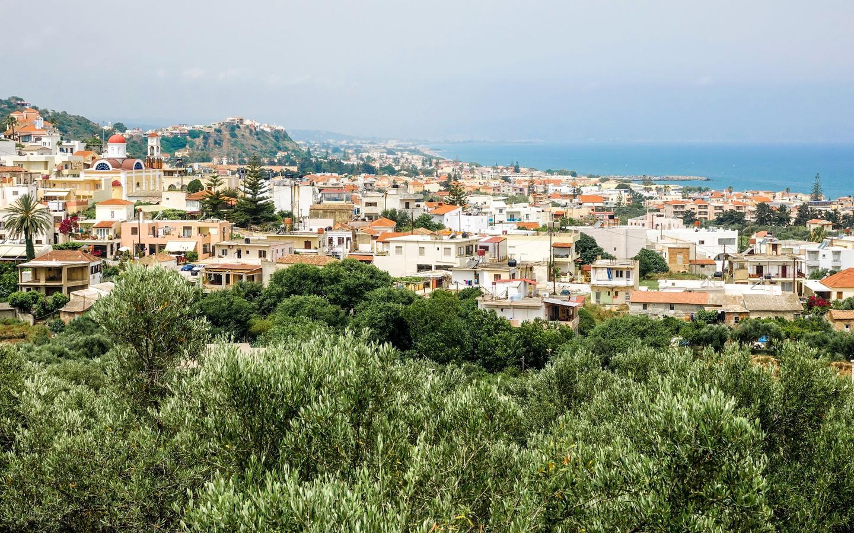 Ξενοδοχεία στην πόλη Agia Marina