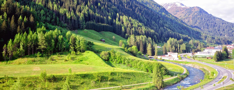 Khách sạn sang trọng ở Sankt Anton am Arlberg