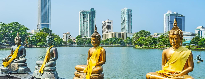 Strandhotell i Colombo