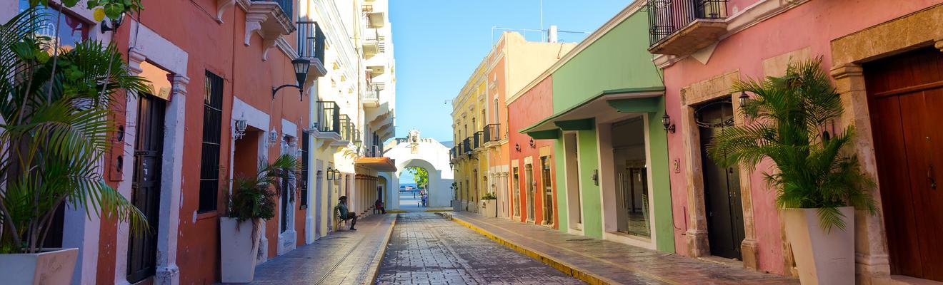 Ξενοδοχεία στην πόλη Campeche