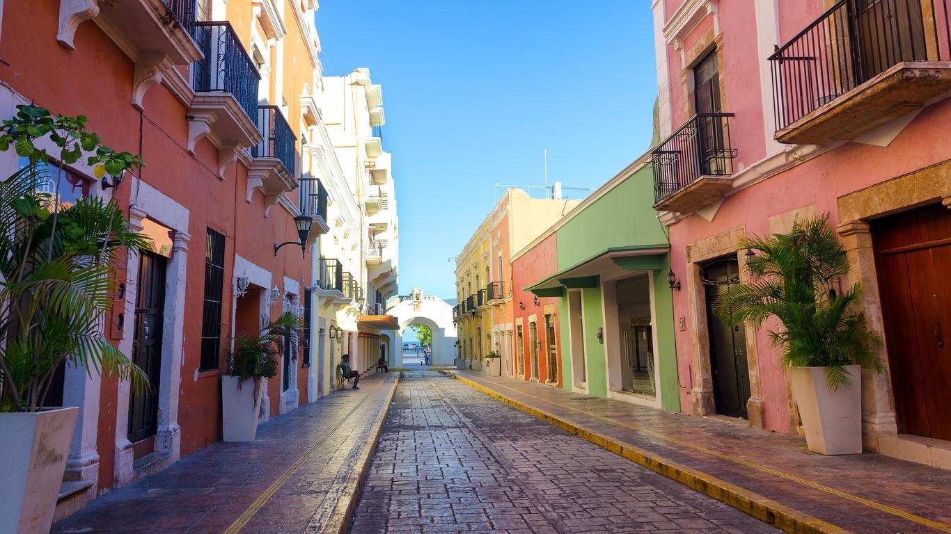 Renta de autos en Campeche