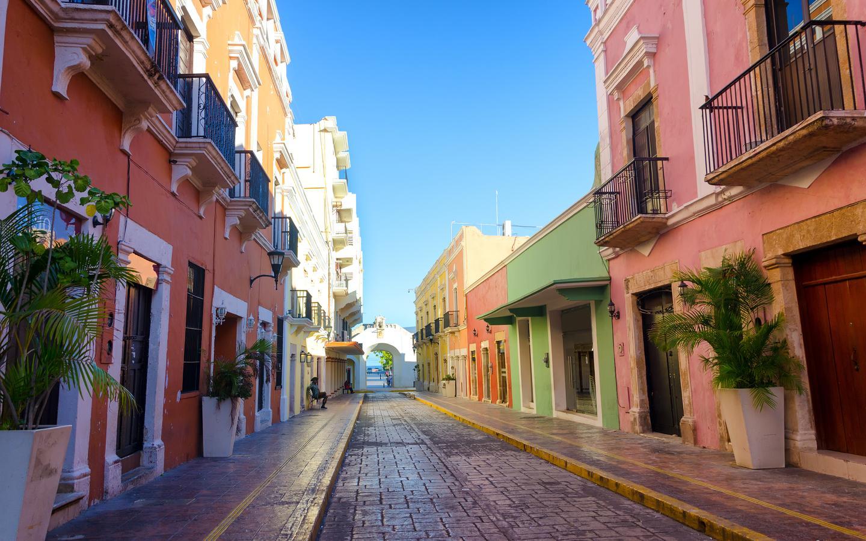 Campeche hotellia