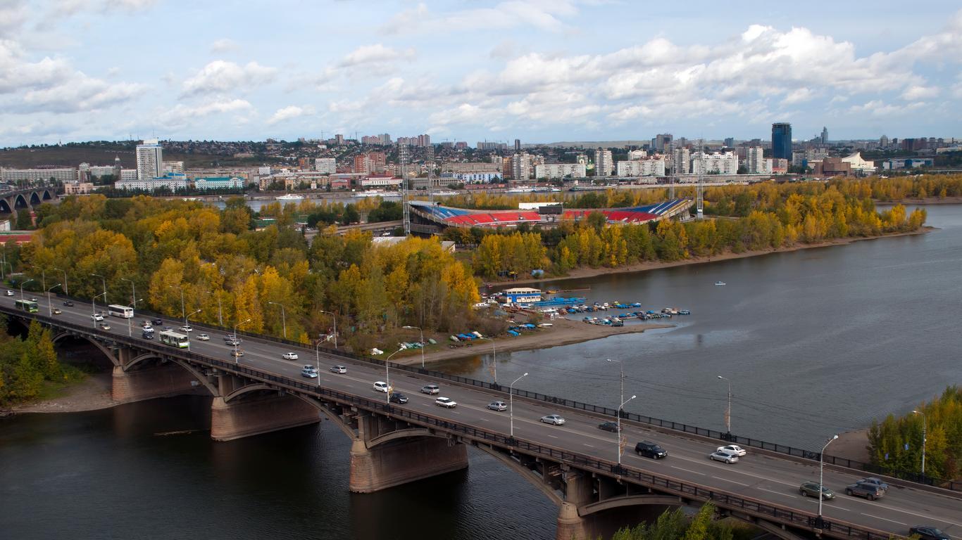 Красноярськ: оренда авто