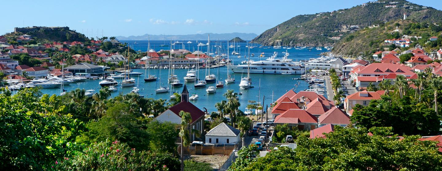 Car rental at Gustavia St Barthelemy Airport