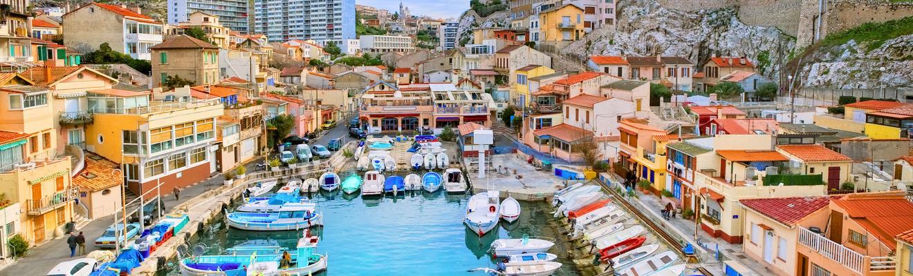 Marseille hotellia
