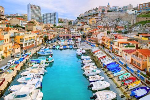 Offres d'hôtels à Marseille
