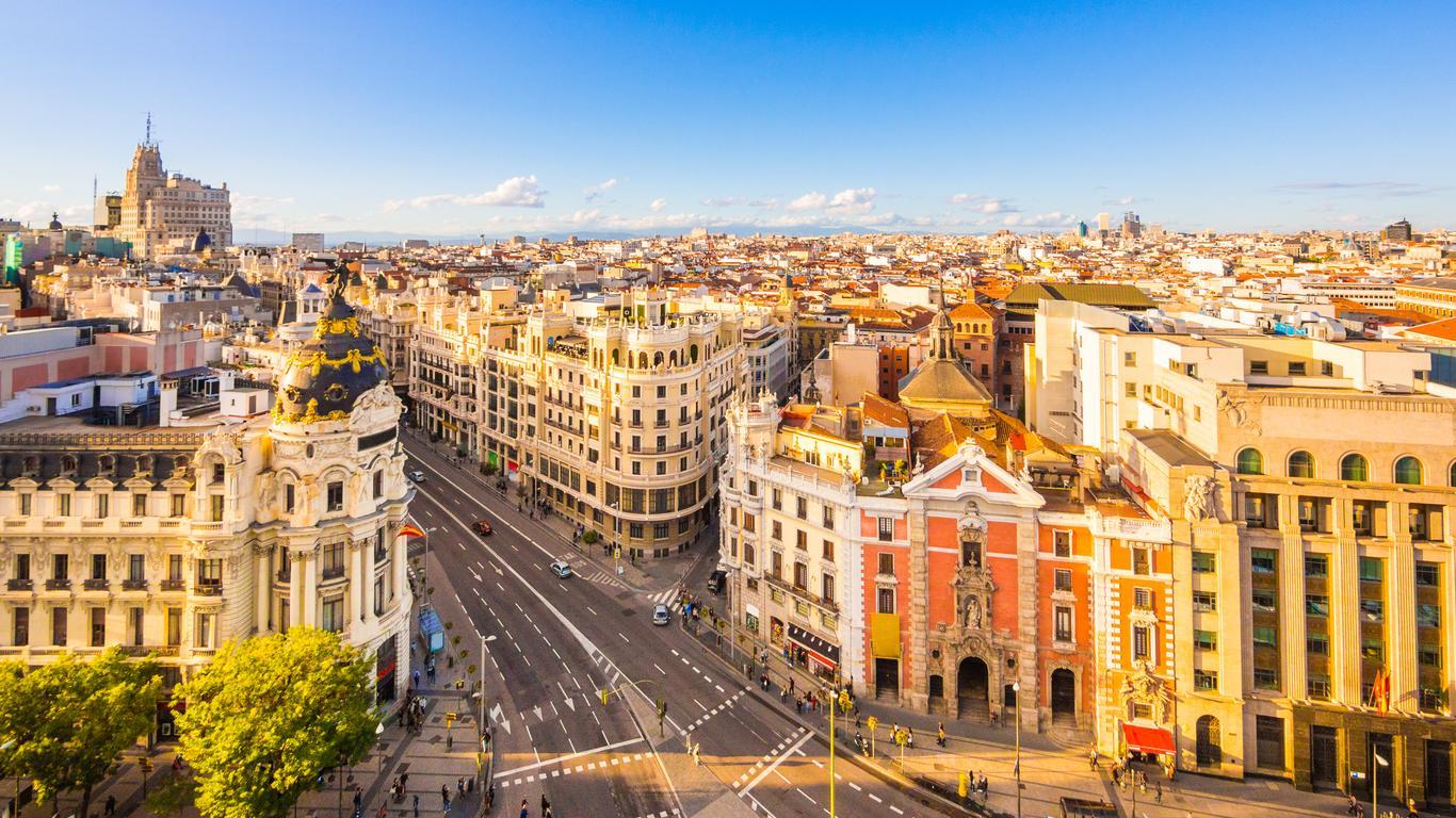 Μαδρίτη - Ενοικίαση αυτοκινήτου
