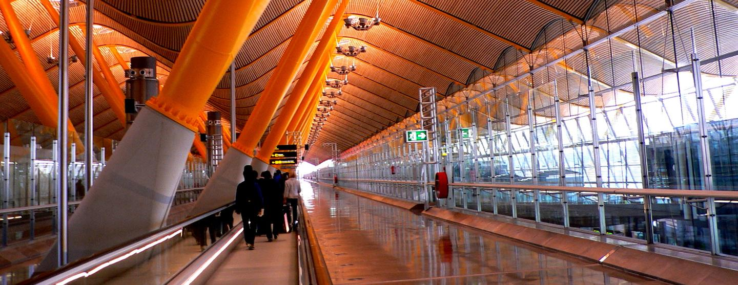 Car Hire at Madrid Barajas Airport