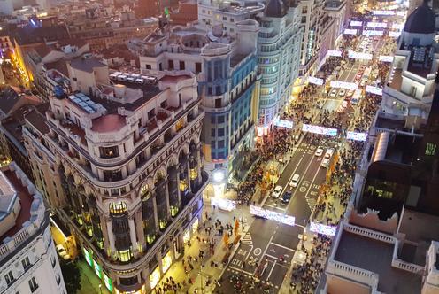 Ofertas de hotel en Madrid