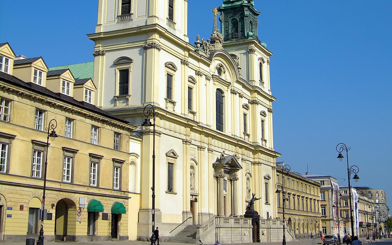 Varsova hotellia