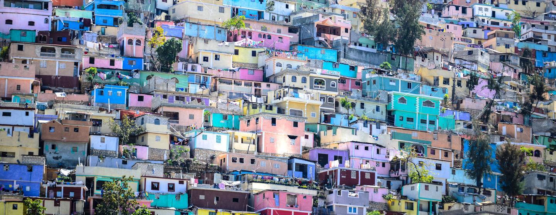 海地首都太子港 Mais Gate租車