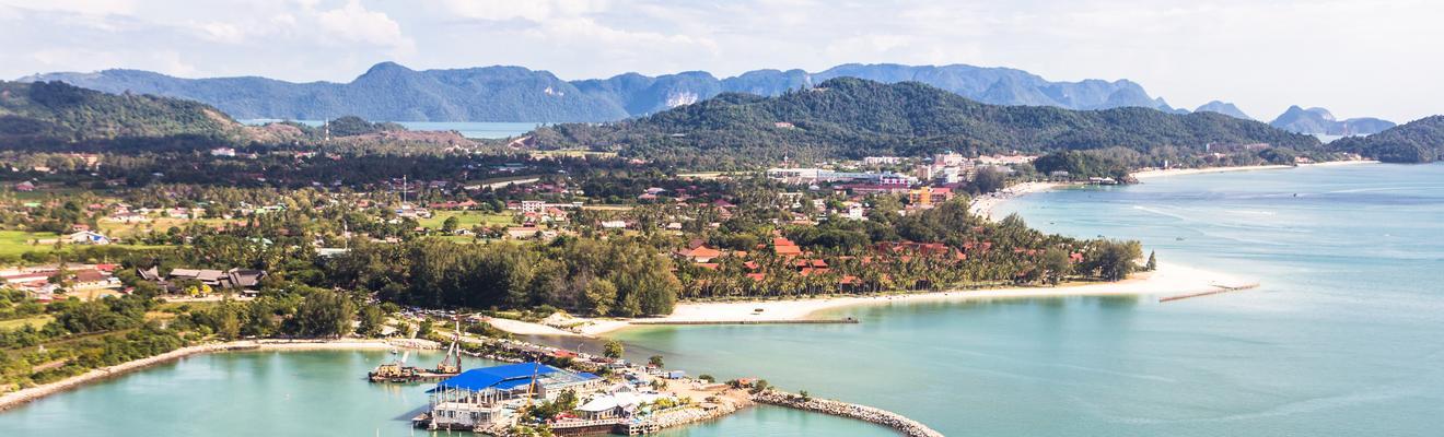 Langkawi Island hotellia