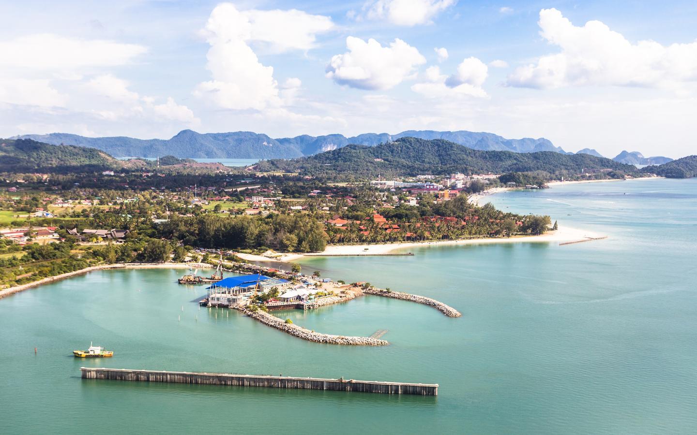 Langkawi Island hotels
