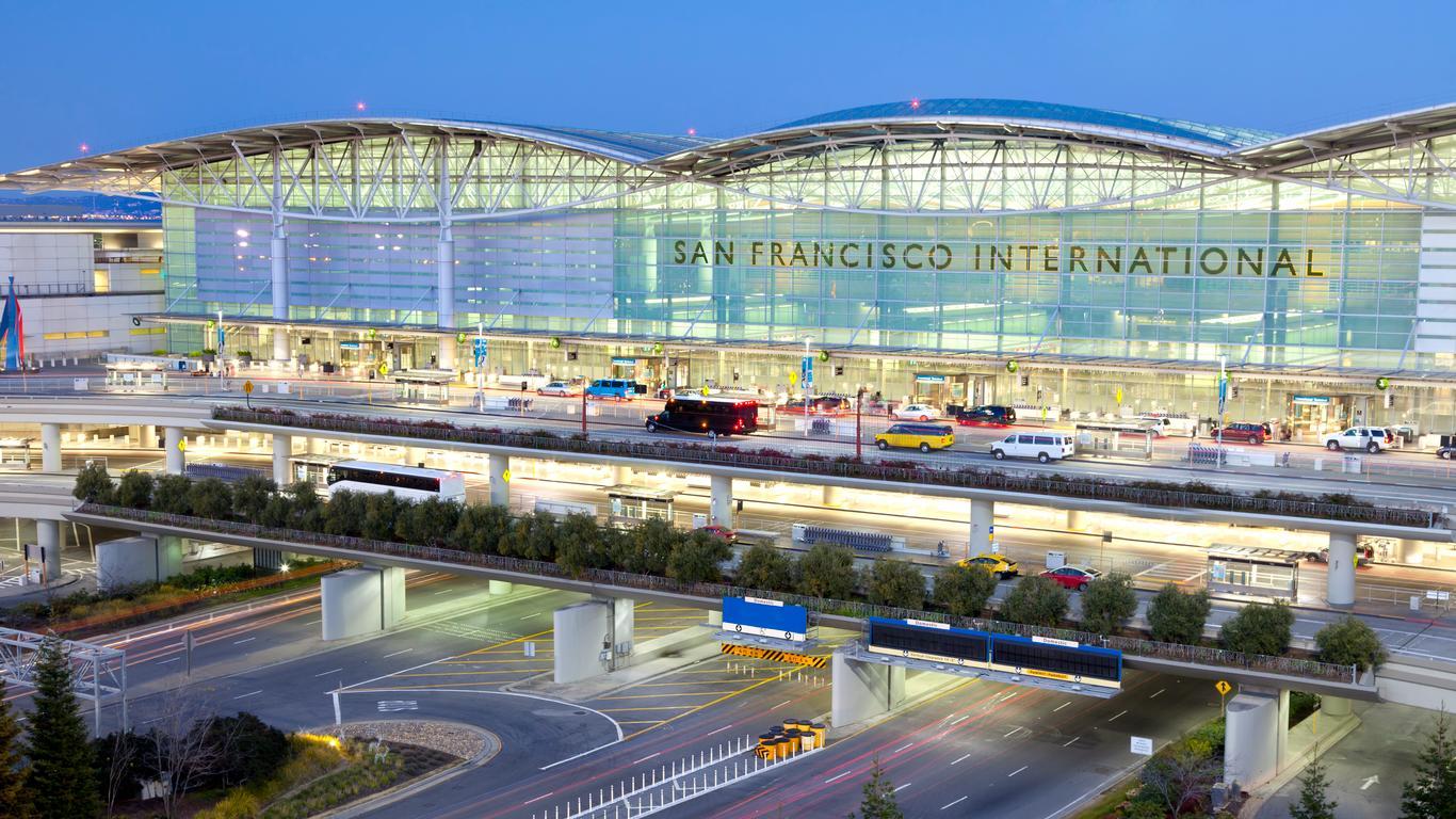 Car hire at San Francisco Airport