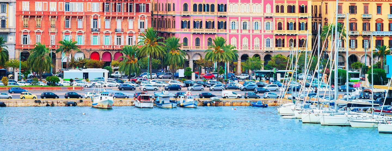 Coches de alquiler en Cagliari