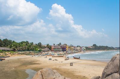 Ξενοδοχεία στην πόλη Mahabalipuram