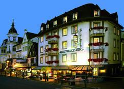 hoteltraube Rüdesheim - Rüdesheim am Rhein - Gebäude