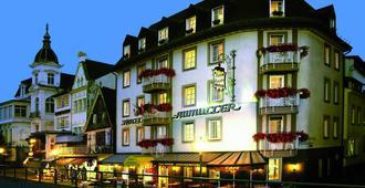 hoteltraube Rüdesheim - רודסהיים אם ריין - בניין