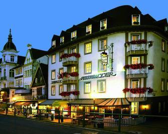 hoteltraube Rüdesheim - Rudesheim am Rhein - Gebouw