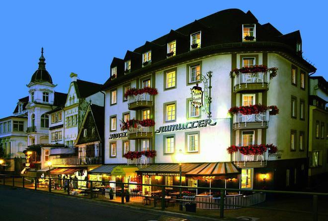 hoteltraube Rüdesheim - Rudesheim am Rhein - Rakennus