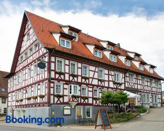 Hotel Post Jungingen - Hechingen - Gebouw