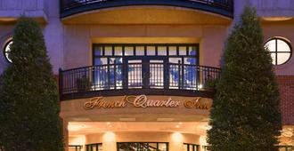 French Quarter Inn - Charleston - Gebäude