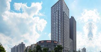 Chongqing Jinjiang Oriental Hotel - Chongqing - Edificio