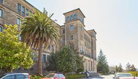 Albergue Seminario Menor - Santiago de Compostela - Edificio